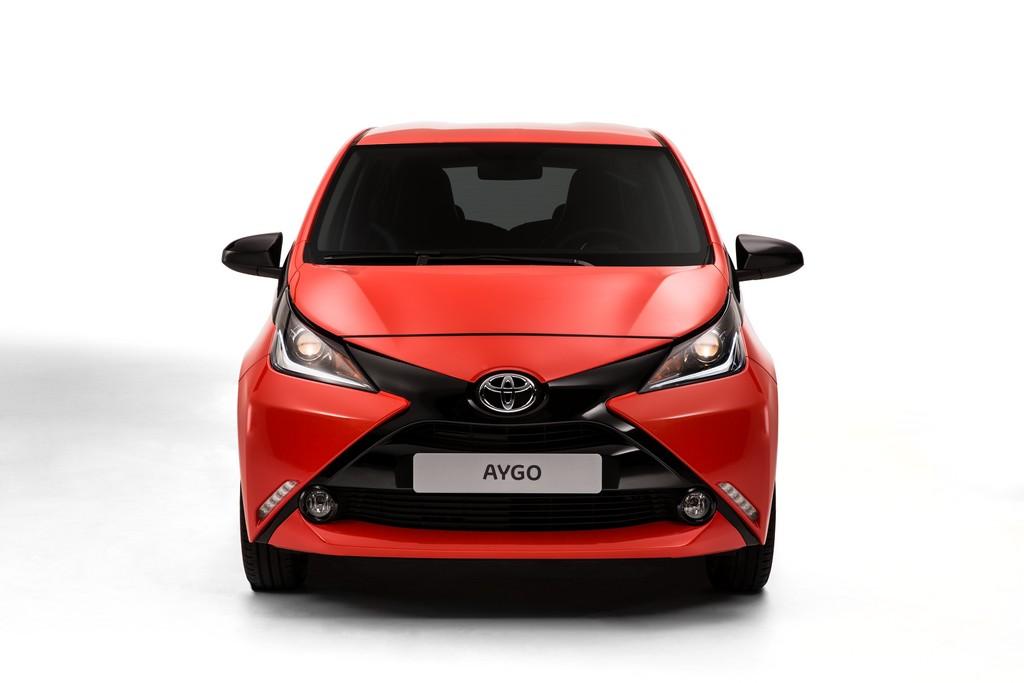 Prima italiana per Toyota AYGO