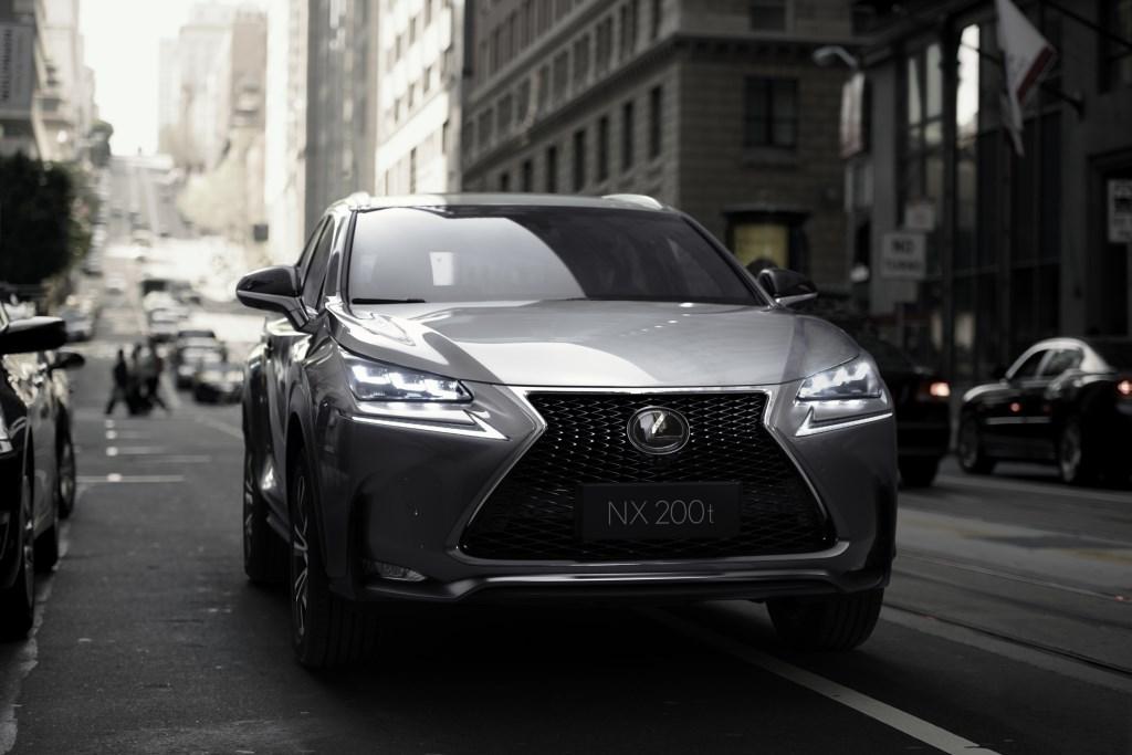NX, il crossover premium di Lexus