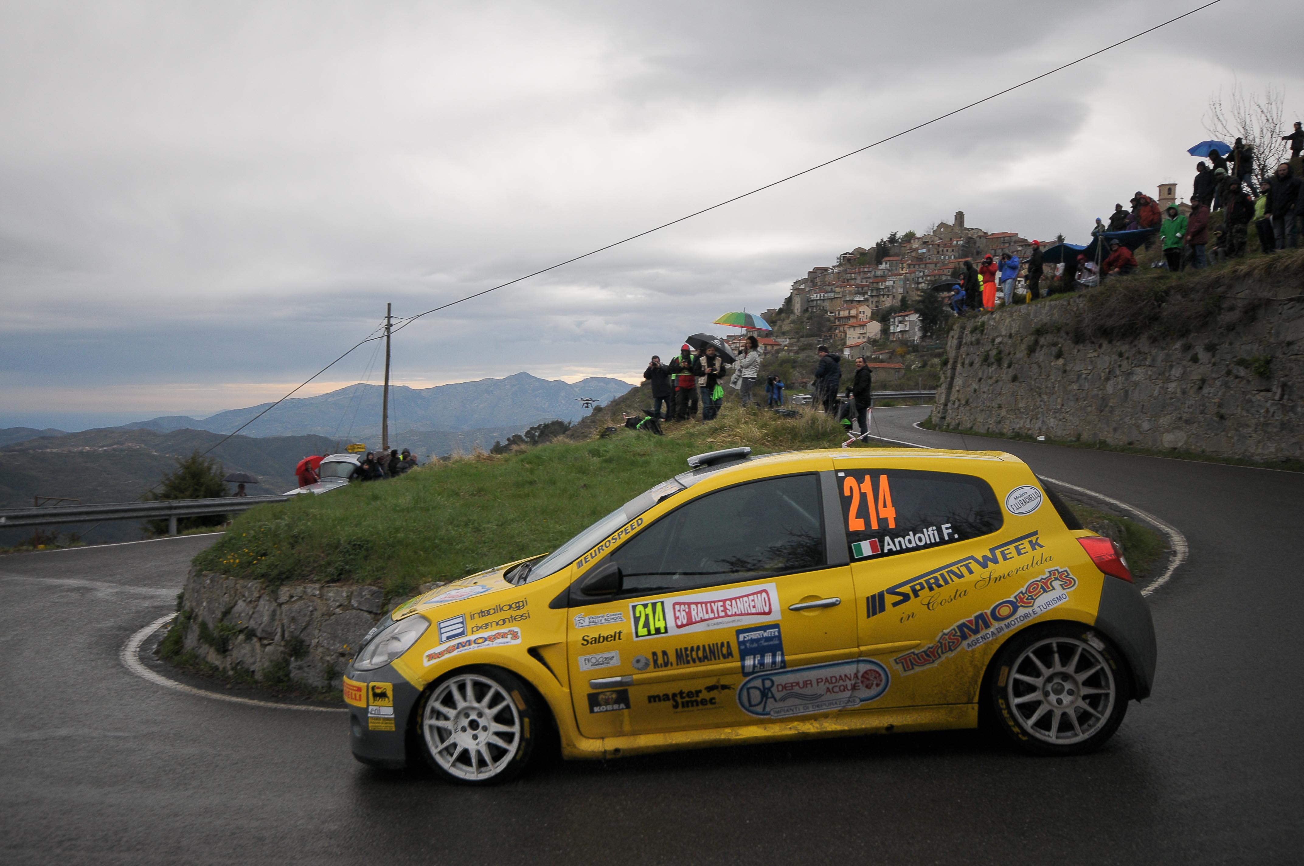 Trofei Renault al Sanremo