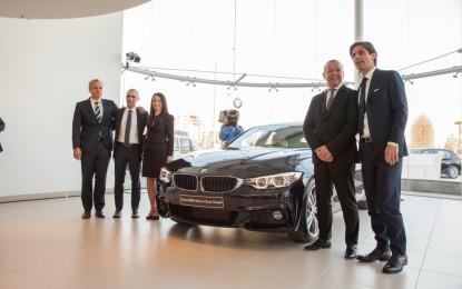AutoVanti Brianza: inaugurazione con la Serie 4 Gran Coupé