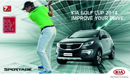 Kia Golf Cup 2014 & Molinari Day