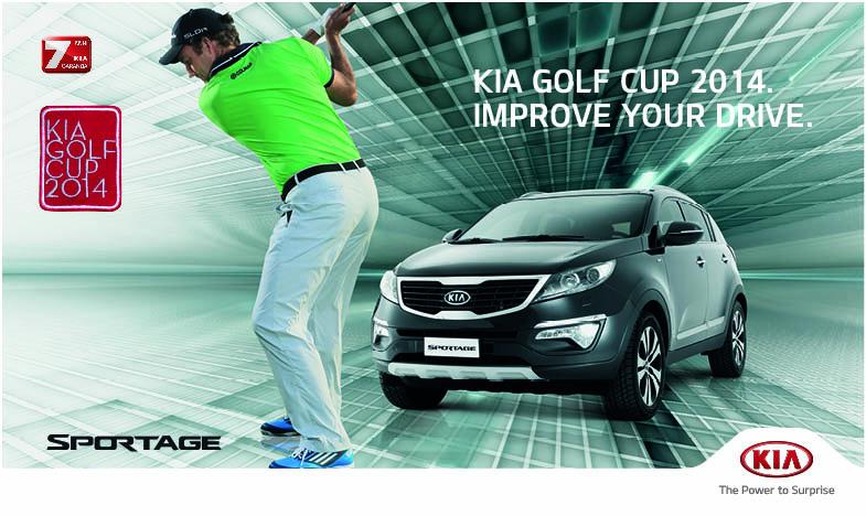 Kia Golf Cup 2014 & Molinari Day