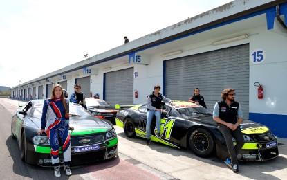 NASCAR Whelen Euro Series via a Valencia