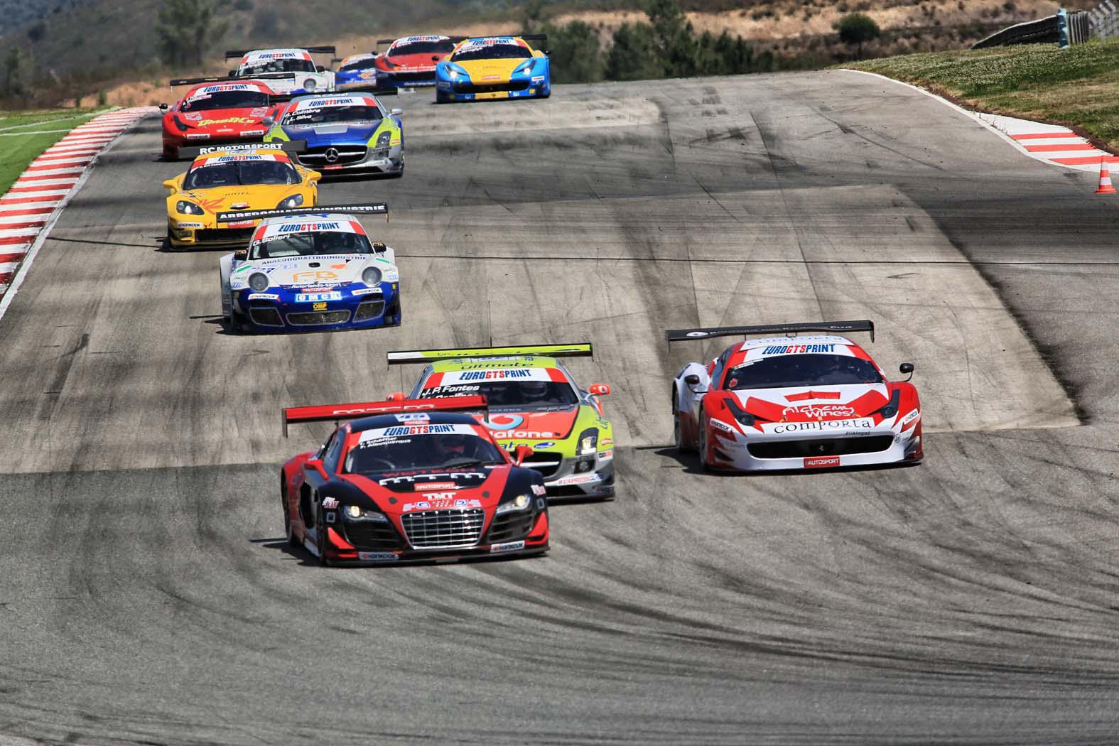 EUROGTSprint: annullata la gara di Monza
