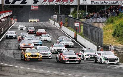 A Monza scattano EUROV8SERIES ed EUROGTSPRINT