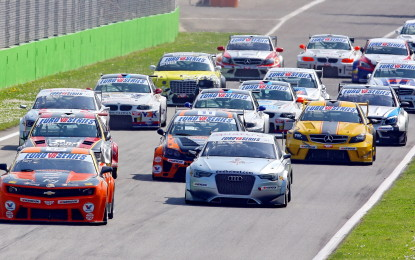 EUROV8SERIES: a Vallelunga Balance Of Performance