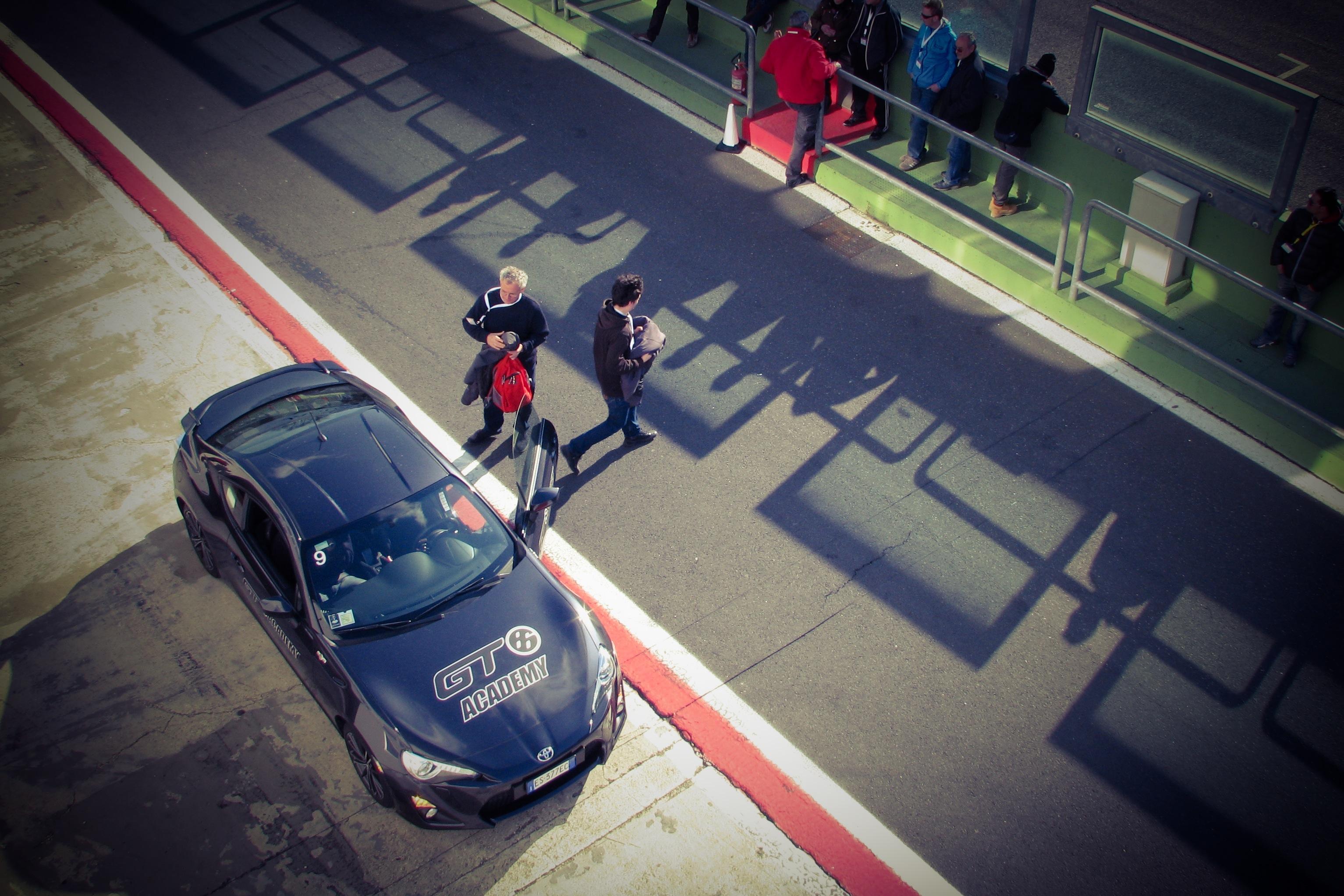 Corsi di guida sportiva GT86 Academy