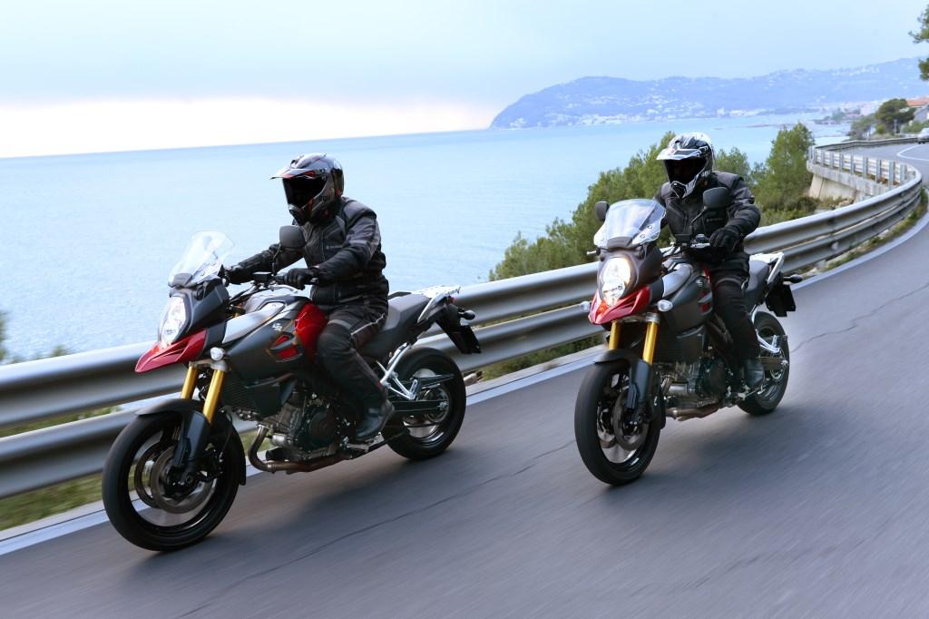 Suzuki Italia Moto 2015: nuovo listino e promozioni