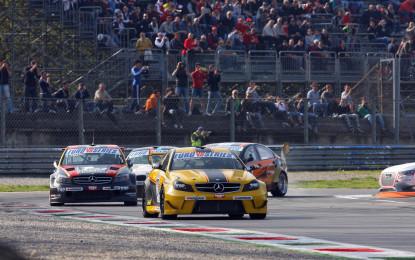 EUROV8: le C63 AMG di Cheever e Baldan dominano Gara 1