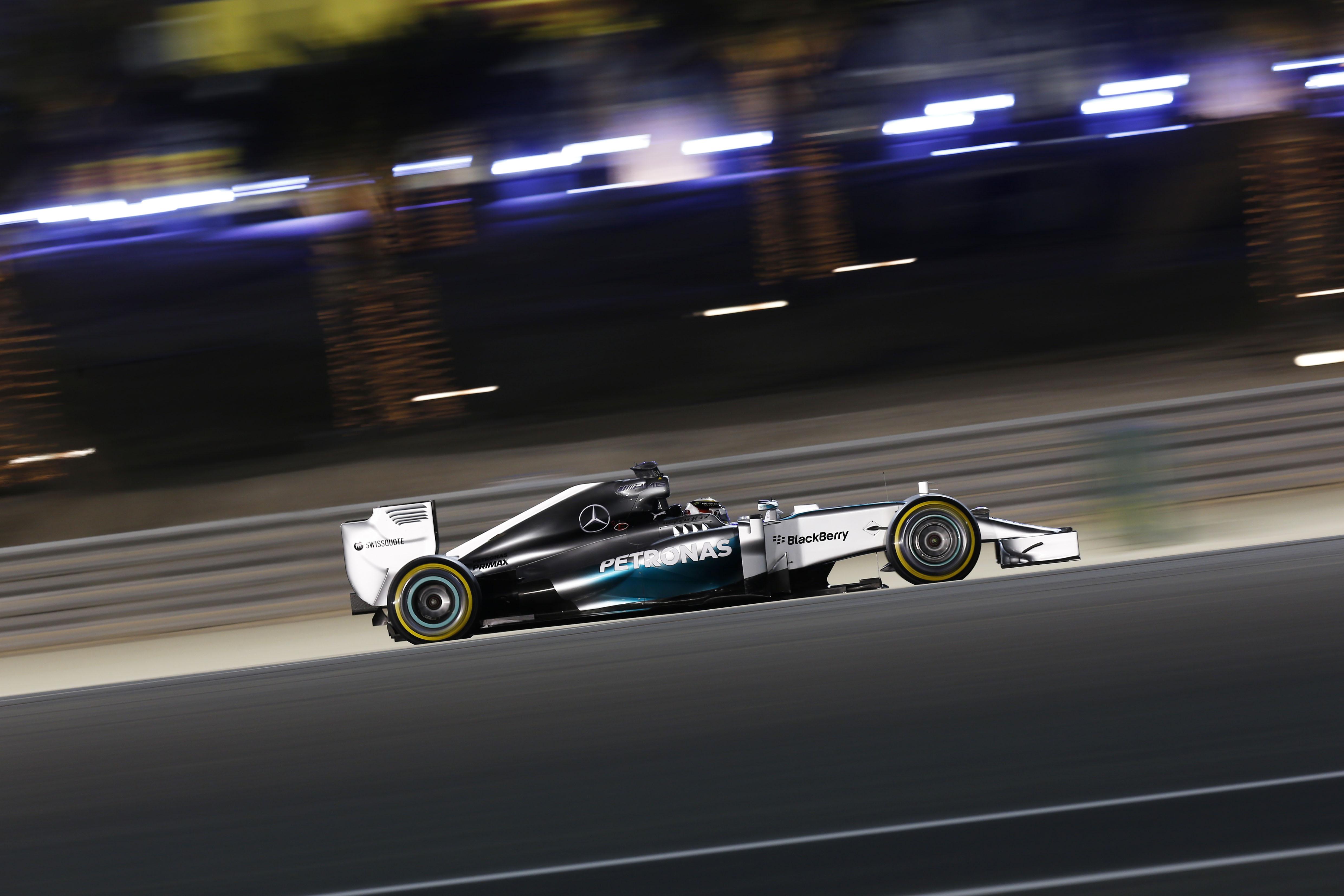 In Bahrain si parla tedesco… ma Alonso è 3°