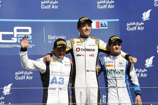 GP2: Sparco vince in condizioni…Extreme!