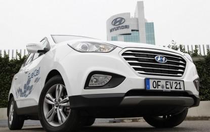 Hyundai per lo sviluppo della mobilità a idrogeno