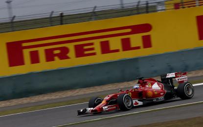 Pirelli: il punto sulle libere in Cina
