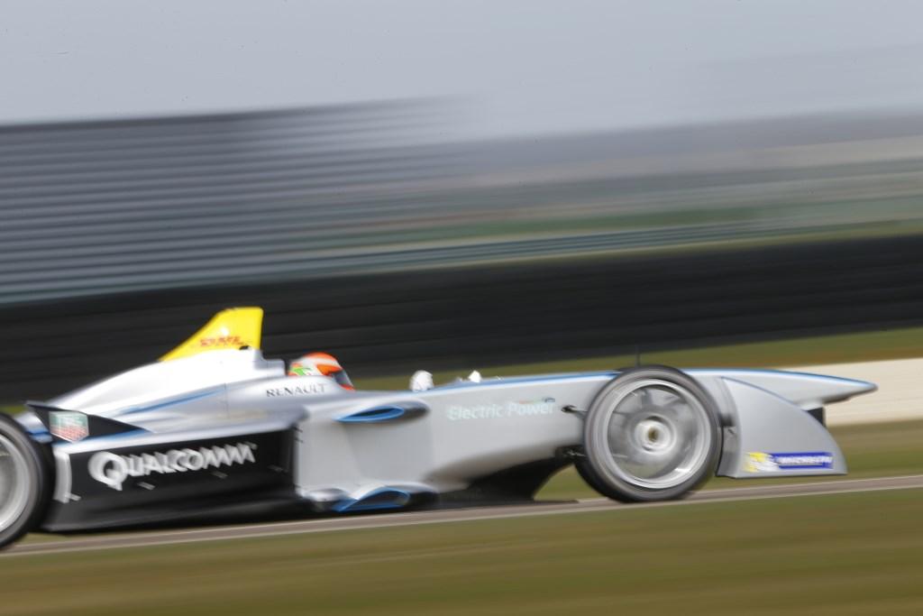 Michelin pronta per la Formula E