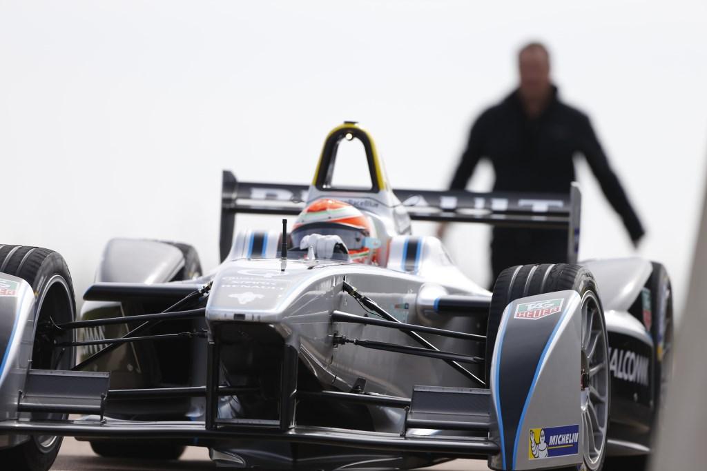 Trulli entusiasta della nuova Formula E