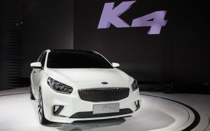 Kia berlina K4 concept
