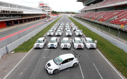 SEAT Leon Cup Racer: consegna ufficiale
