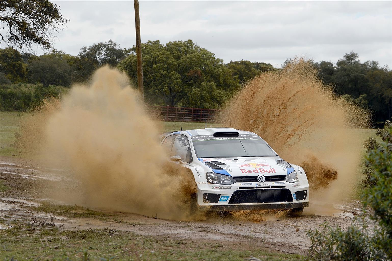 Ogier e la Polo R WRC vincono il Rally del Portogallo