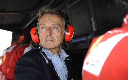Montezemolo invita al silenzio sulla Ferrari. Ma ne parlano tutti