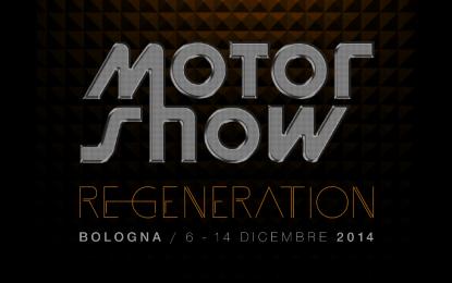 Dal 6 al 14 dicembre Motor Show Re-generation