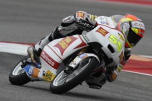 Moto3: fine amara per il San Carlo Team Italia in Texas