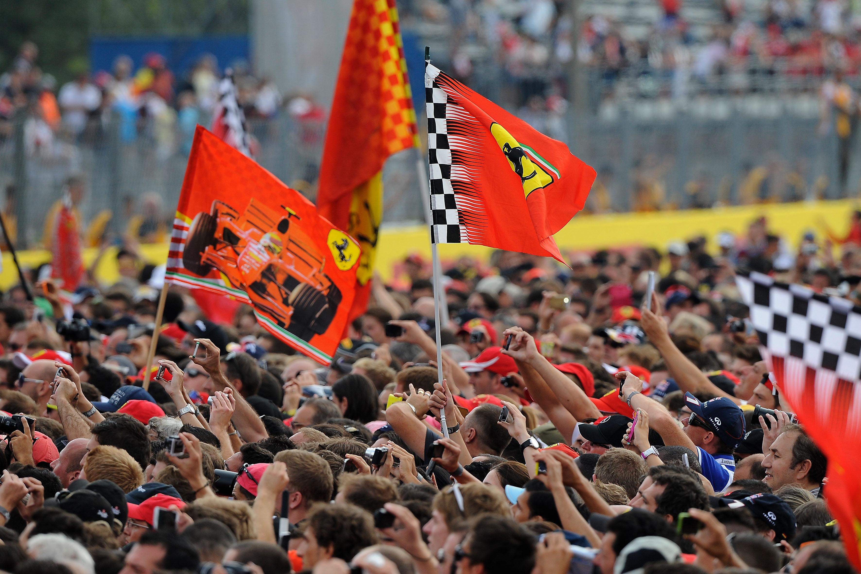 Il verdetto dei tifosi: F1 bocciata!