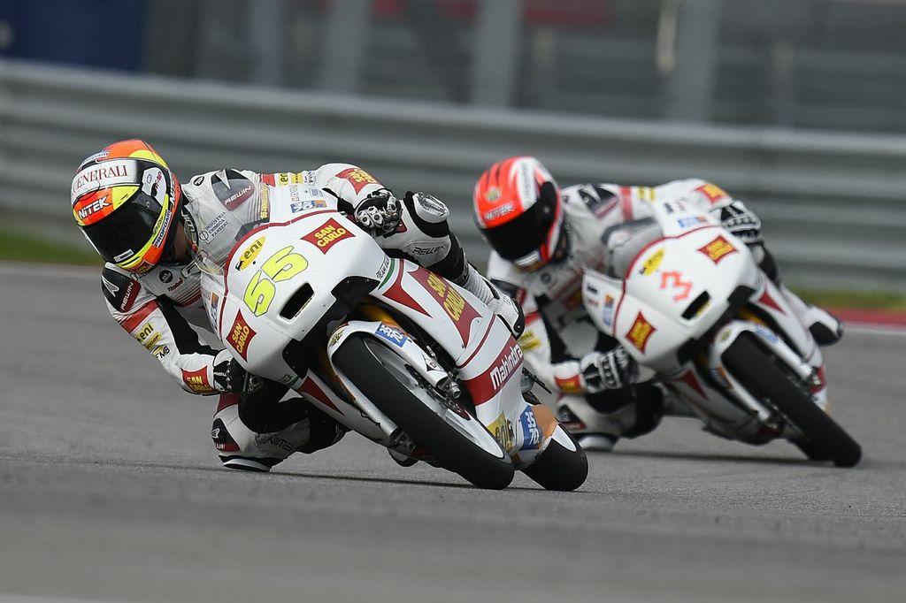 Moto3: il San Carlo Team Italia punta al riscatto in Argentina