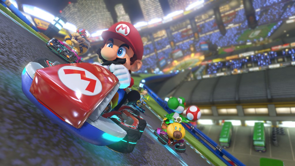 Nintendo: domani in uscita Mario Kart 8