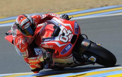 GP d'Italia gara di casa per il Ducati Team
