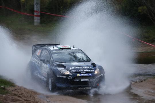 Condizioni Extreme al Rally d'Argentina