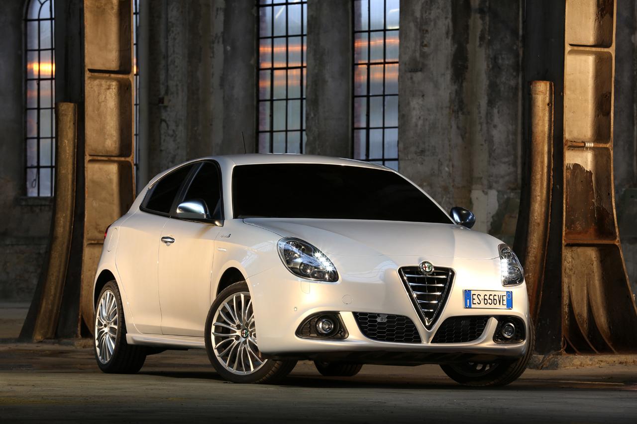 Menzione d'Onore all'Alfa Romeo Giulietta
