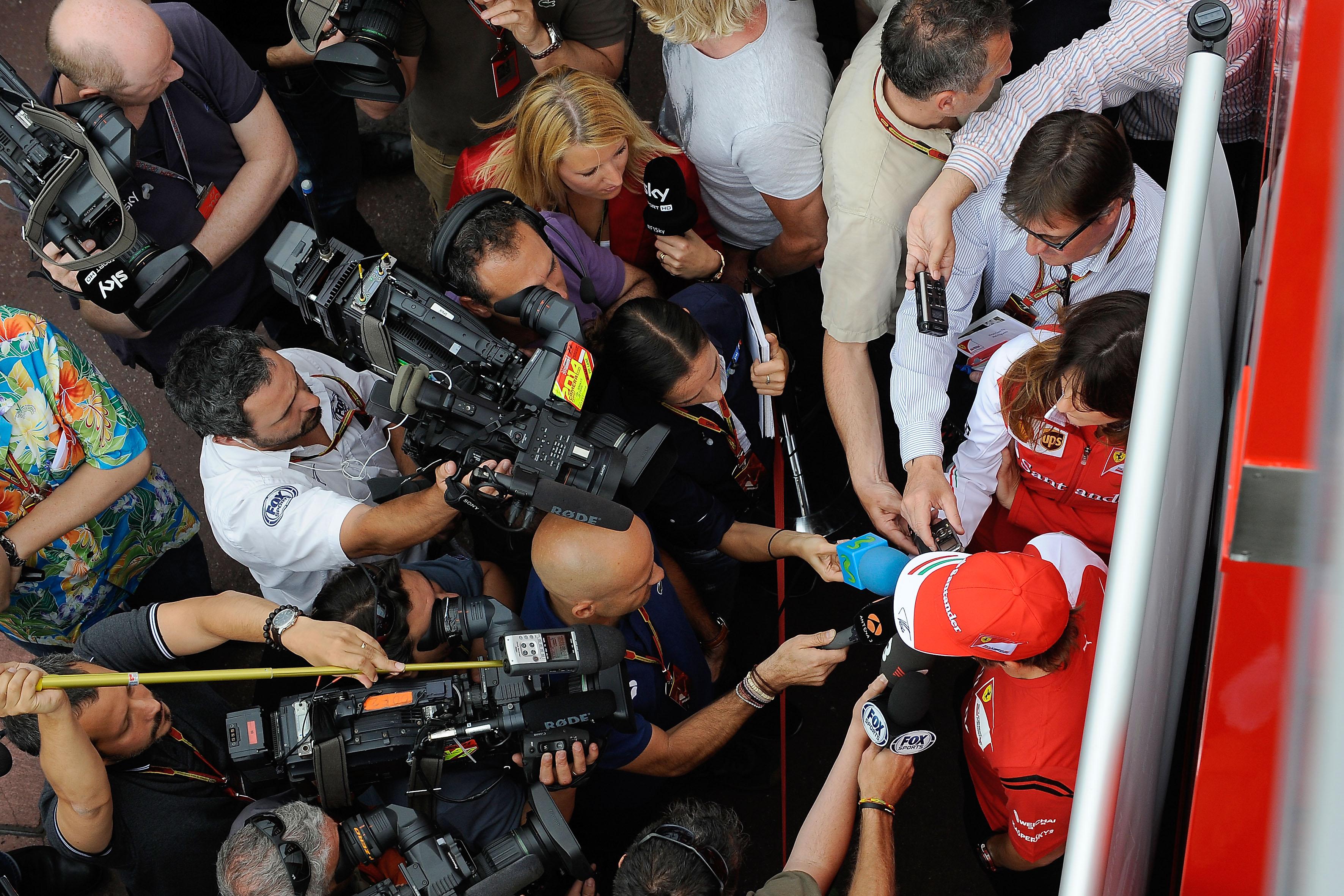 """Montezemolo: """"Alonso il più forte al mondo"""""""