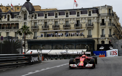 Monaco: da oggi via al weekend su Sky