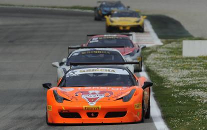 Il Ferrari Challenge punta sul Mugello