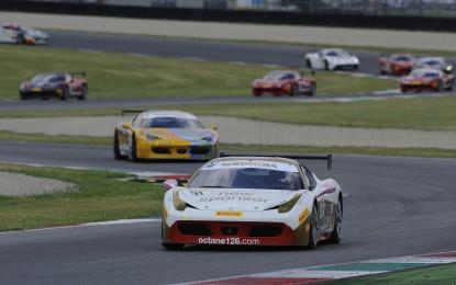 Ferrari Challenge: Gara 1 a Baron, nuovo leader