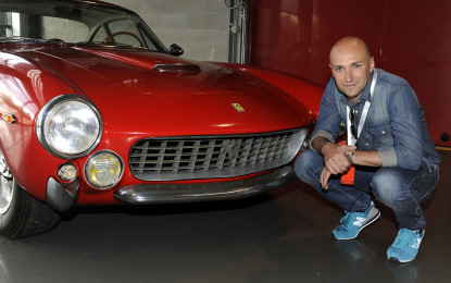 Stefano Garzelli, dalle 2 alle 4 ruote