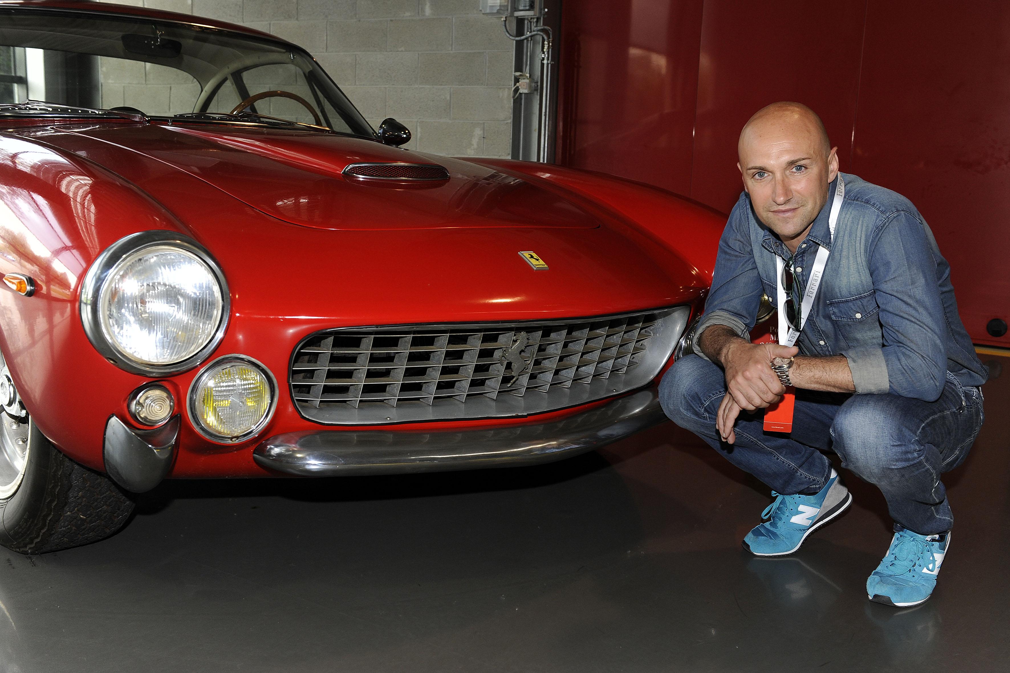 Stefano Garzelli Dalle 2 Alle 4 Ruote Motorinolimits Com