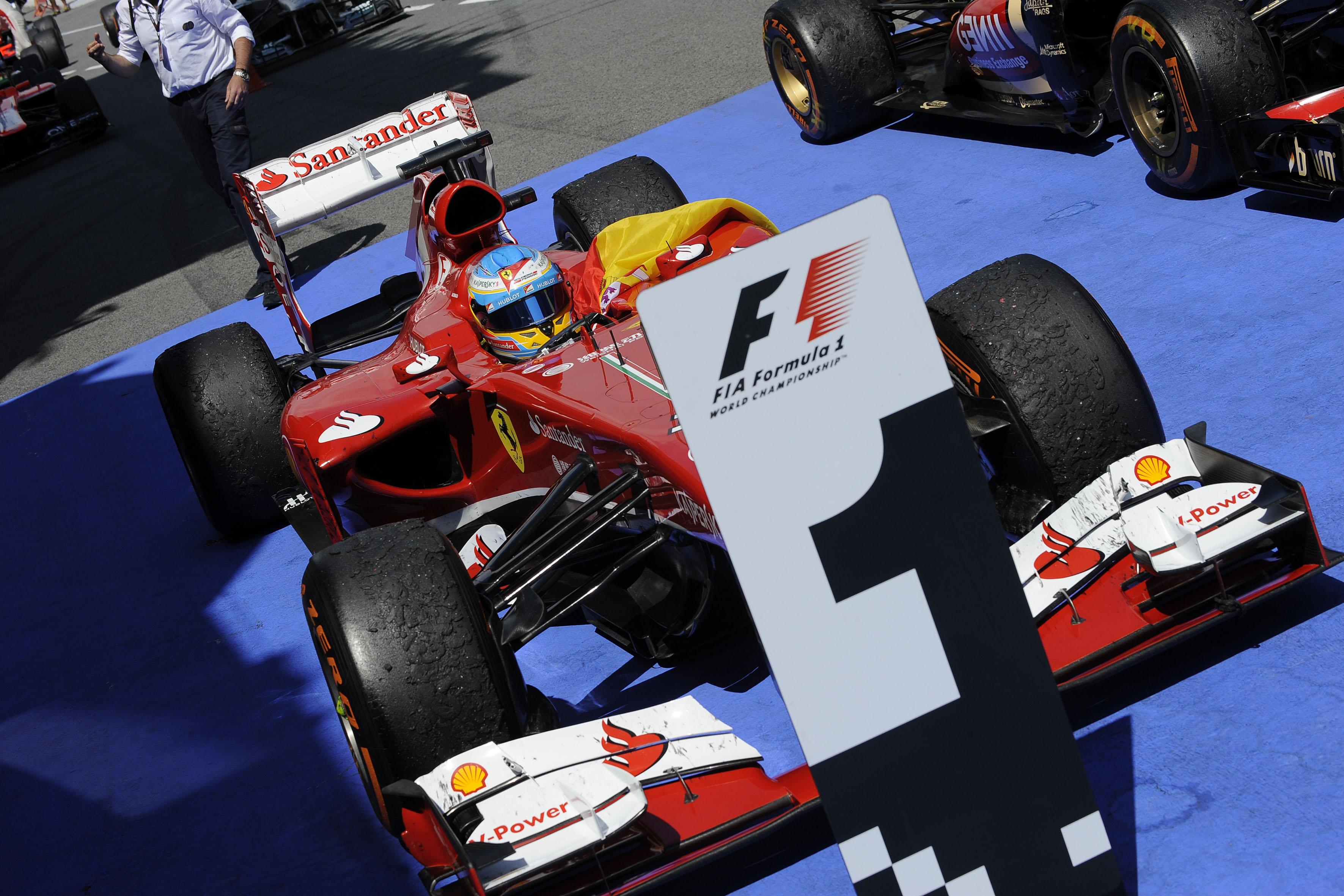 Ferrari: avvicinamento alla Spagna