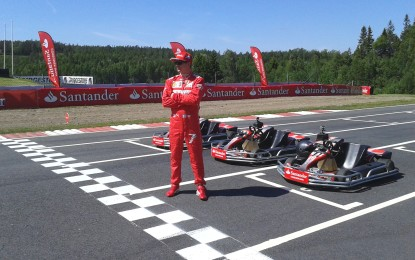 """Kimi: """"Campionato difficile ma motivazioni intatte"""""""