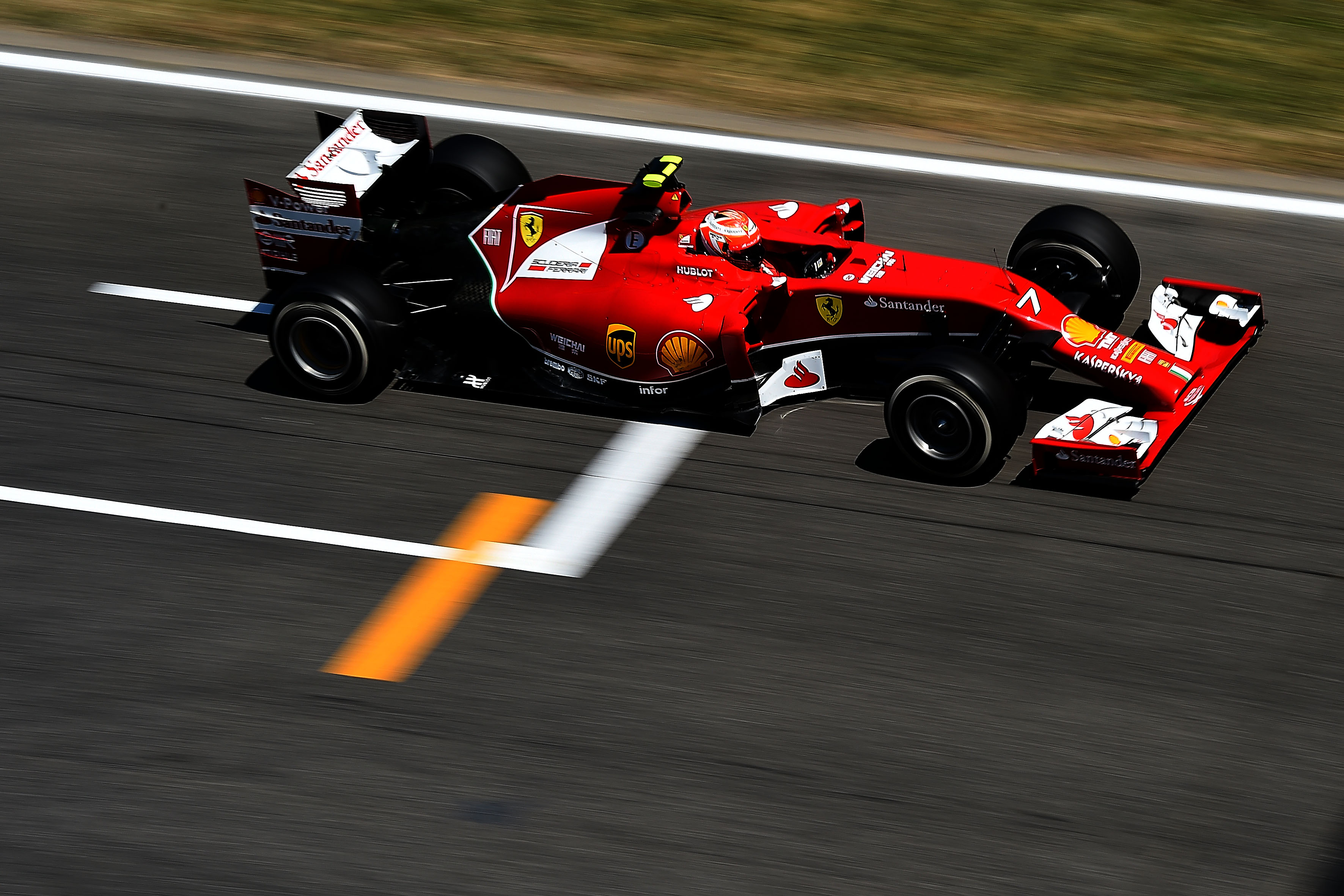 Ferrari: il punto sulle qualifiche in Spagna