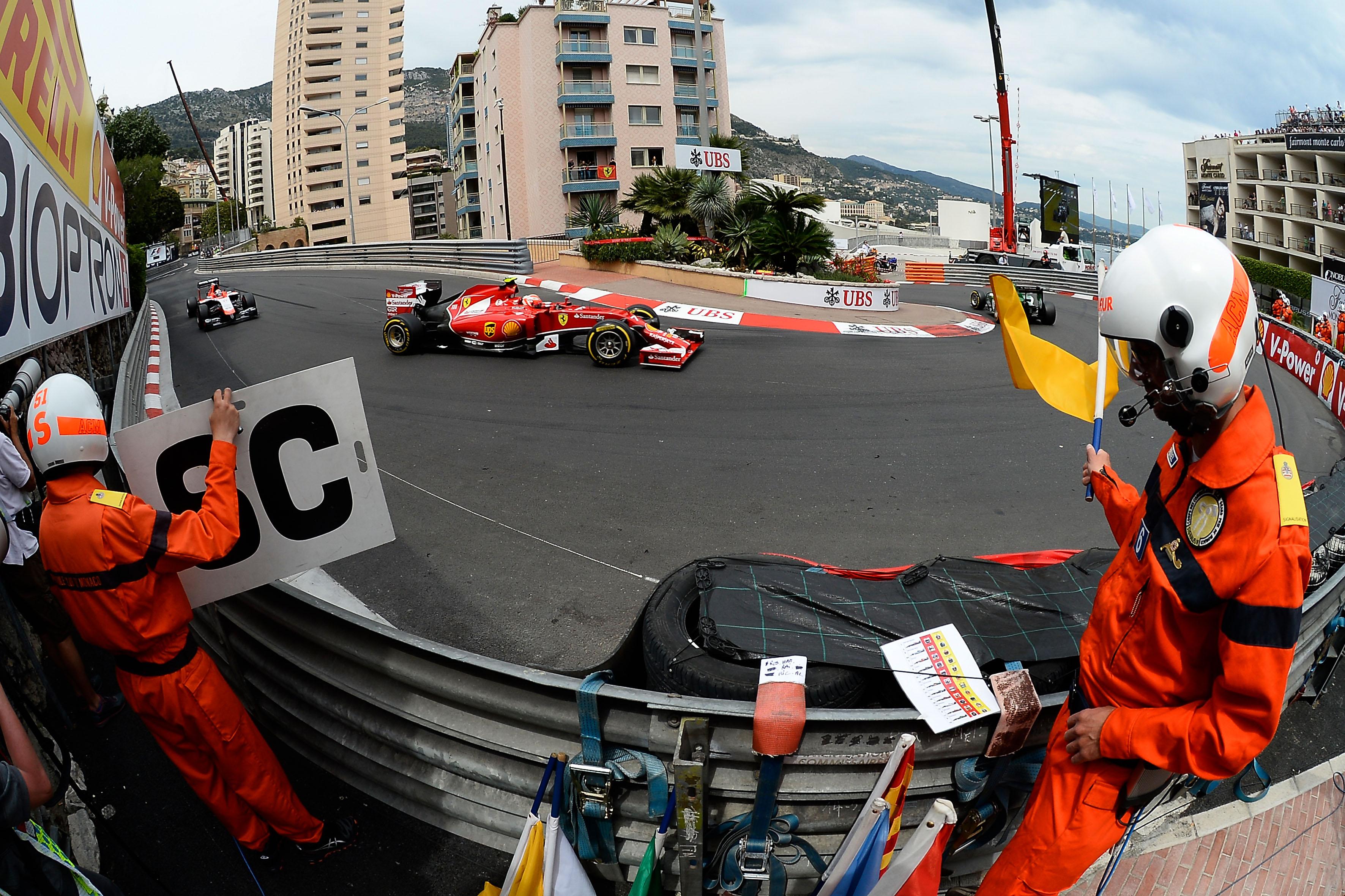 A Monaco debuttano le supersoft