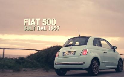 Il premio Oscar Paolo Sorrentino presenta Fiat 500 Cult