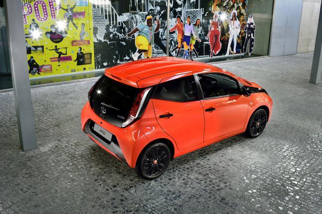 Toyota Aygo: al via la produzione