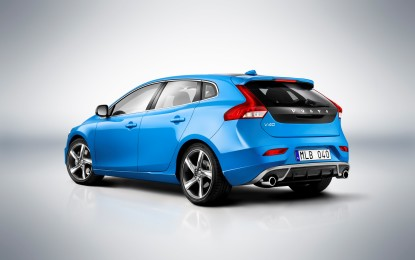 Volvo: oltre 200 test drive a Company Car Drive