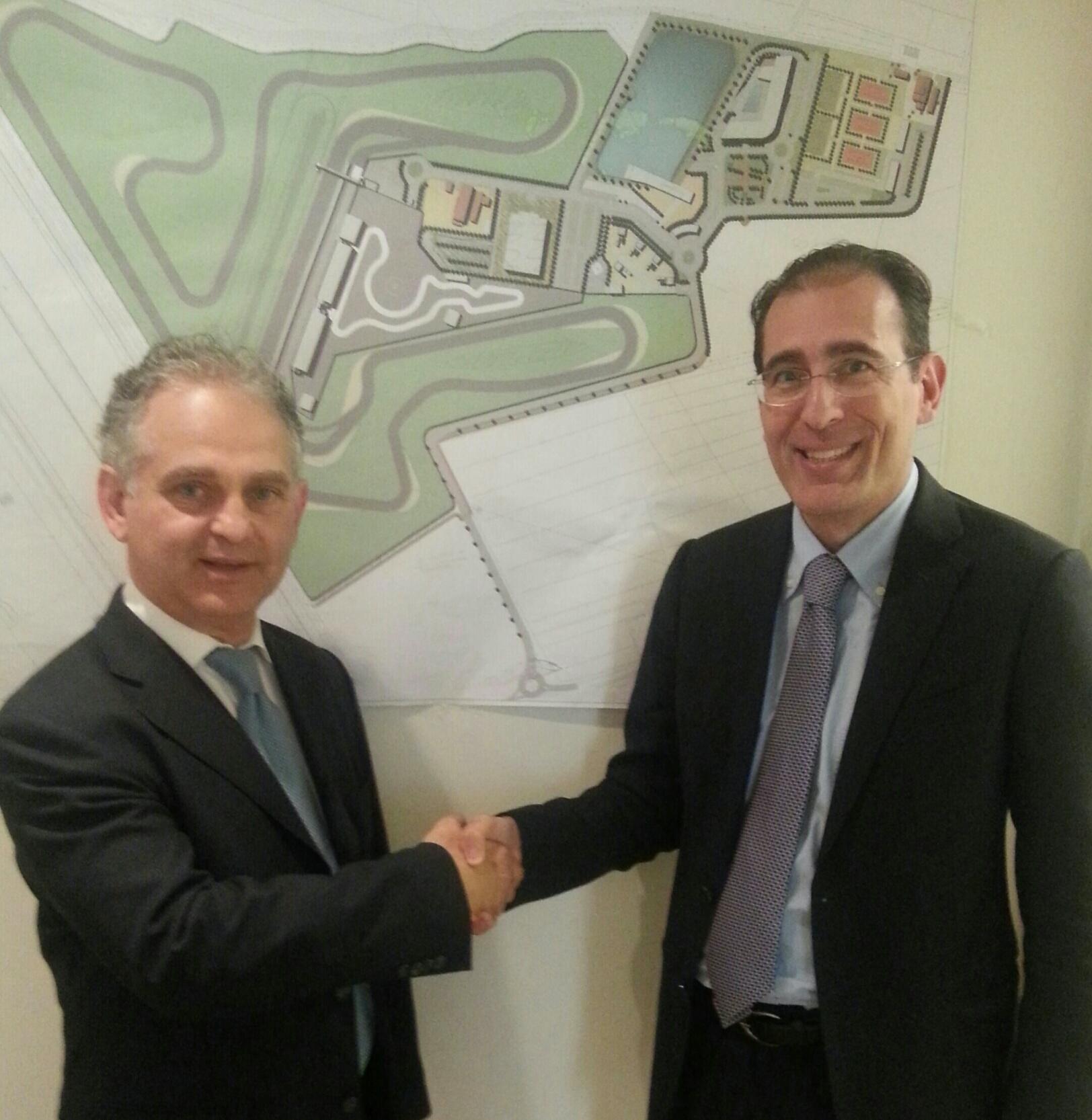 Autodromo di Pontedera: nuova sfida per Walter Sciacca