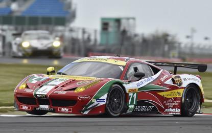 FIA WEC: Davide Rigon, da Silverstone a Spa