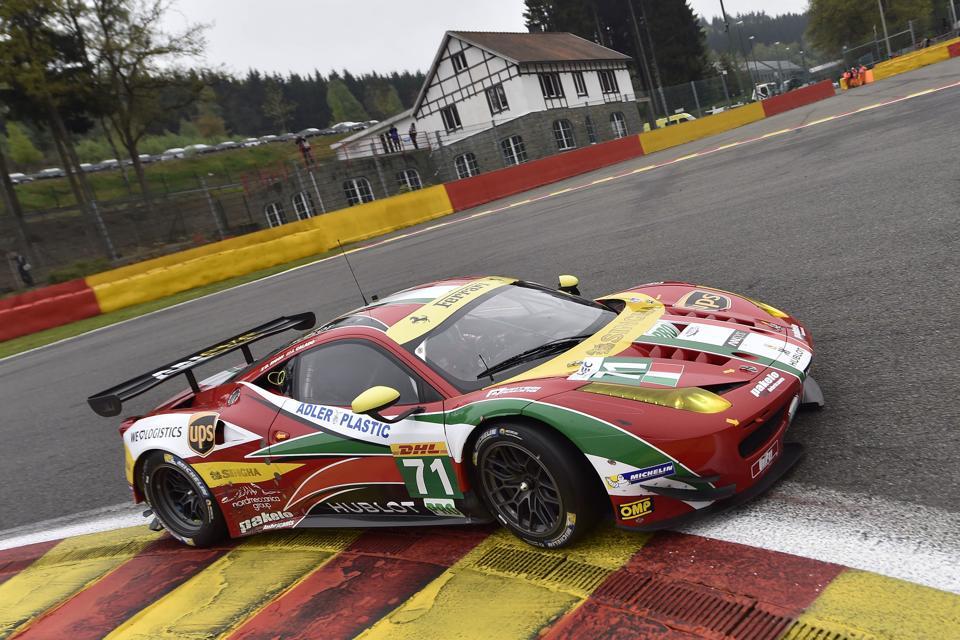 FIA WEC: Davide Rigon, aspettando Le Mans