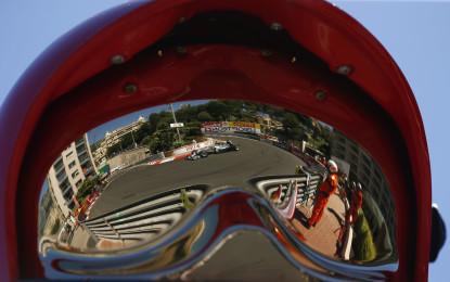 Monaco: pole (sporca) di Rosberg