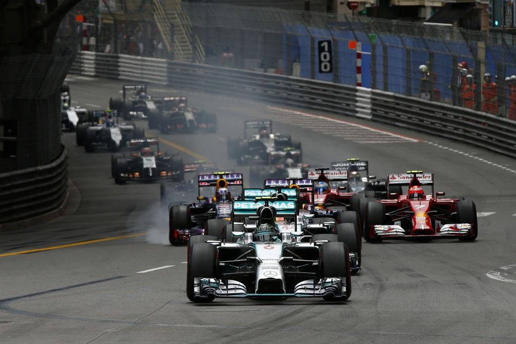 Bis di Rosberg nel Principato
