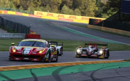 FIA WEC: per Rigon ottimo podio in ottica Le Mans